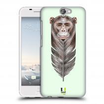 Head Case Designs HTC One A9 PÍRKO OPIČKA