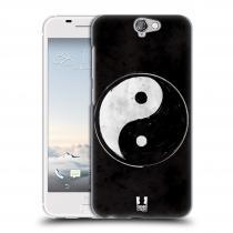Head Case Designs HTC One A9 Yin a Yang BW