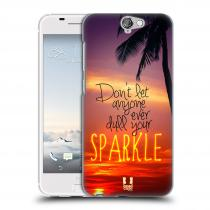 Head Case Designs HTC One A9 SPARKLE