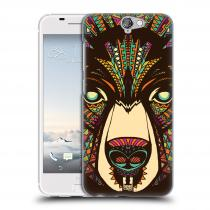 Head Case Designs HTC One A9 AZTEC MEDVĚD