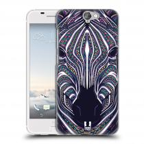 Head Case Designs HTC One A9 AZTEC ZEBRA