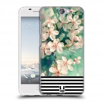 Head Case Designs HTC One A9 MIX FLORAL STRIPES