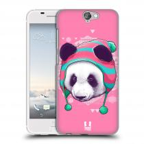 Head Case Designs HTC One A9 HIPSTR PANDA