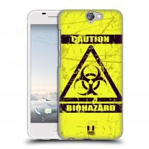 Head Case Designs HTC One A9 BIOHAZARD