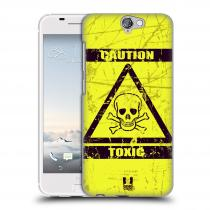 Head Case Designs HTC One A9 TOXIC