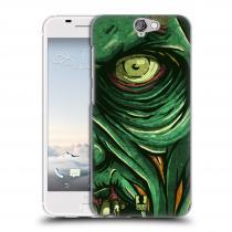 Head Case Designs HTC One A9 ZOMBIE TVÁŘ