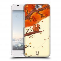 Head Case Designs HTC One A9 PODZIMNÍ VEVERKA