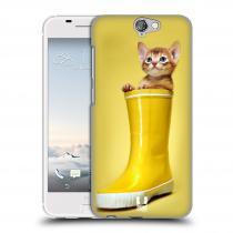 Head Case Designs HTC One A9 KOTĚ V BOTĚ