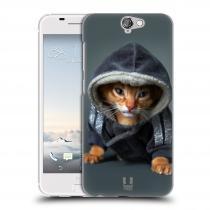 Head Case Designs HTC One A9 KOTĚ V MIKČE