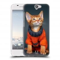Head Case Designs HTC One A9 KOTĚ VE SVETRU