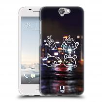Head Case Designs HTC One A9 EMOJI COOL PARTY