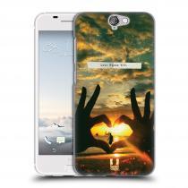 Head Case Designs HTC One A9 LÁSKA SI TĚ NAJDE