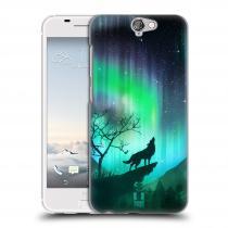 Head Case Designs HTC One A9 POLÁRNÍ ZÁŘE VLK