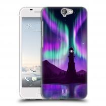 Head Case Designs HTC One A9 POLÁRNÍ ZÁŘE MAJÁK
