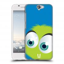 Head Case Designs HTC One A9 FUZÍK ZELENÝ