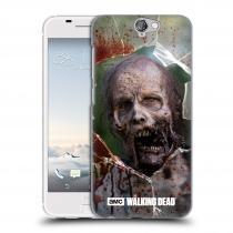 Head Case Designs HTC One A9 The Walking Dead - Walkers Jaw