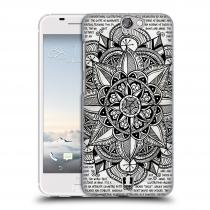 Head Case Designs HTC One A9 Mandala Doodle Paper