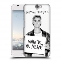 Head Case Designs HTC One A9 Justin Bieber Official - What do you mean ?