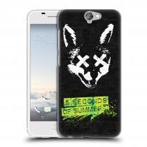 Head Case Designs HTC One A9 5 Seconds of Summer - Fox