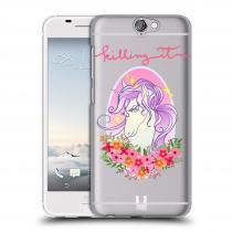 Head Case Designs HTC One A9 - - Jednorožec - Killing it