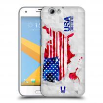 Head Case Designs HTC One A9s - GEOMAPA USA
