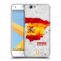 Head Case Designs HTC One A9s - GEOMAPA ŠPANĚLSKO