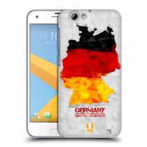 Head Case Designs HTC One A9s - GEOMAPA NĚMECKO