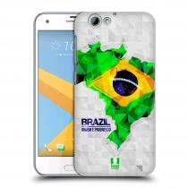Head Case Designs HTC One A9s - GEOMAPA BRAZÍLIE