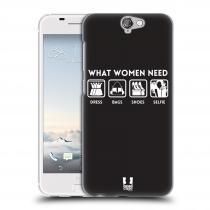 Head Case Designs HTC One A9 POTŘEBY ŽENY