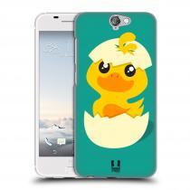 Head Case Designs HTC One A9 KACHNIČKA Z VAJÍČKA
