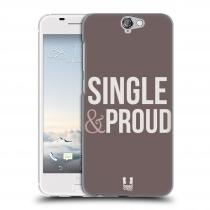 Head Case Designs HTC One A9 SINGLE AND PROUD