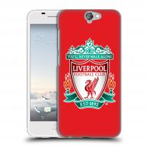 Head Case Designs HTC One A9 ZNAK LIVERPOOL FC OFFICIAL RED