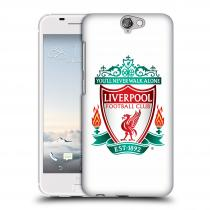 Head Case Designs HTC One A9 ZNAK LIVERPOOL FC OFFICIAL WHITE