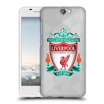 Head Case Designs HTC One A9 ZNAK LIVERPOOL FC OFFICIAL GEOMETRIC WHITE