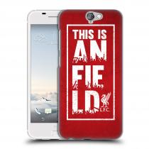 Head Case Designs HTC One A9 Liverpool FC This Is Anfield Red