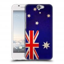 Head Case Designs HTC One A9 VLAJKA AUSTRÁLIE