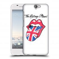 Head Case Designs HTC One A9 The Rolling Stones - Britský Vintage Jazýček