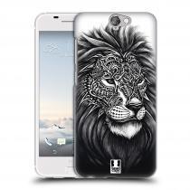 Head Case Designs HTC One A9 Zdobený Lev