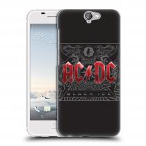 Head Case Designs HTC One A9 AC/DC Black Ice