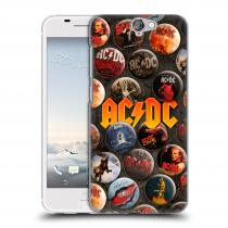 Head Case Designs HTC One A9 AC/DC Placky