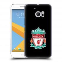 Head Case Designs HTC One 10 - - ZNAK LIVERPOOL FC OFFICIAL BLACK