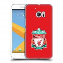Head Case Designs HTC One 10 - - ZNAK LIVERPOOL FC OFFICIAL RED