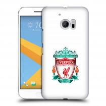 Head Case Designs HTC One 10 - - ZNAK LIVERPOOL FC OFFICIAL WHITE