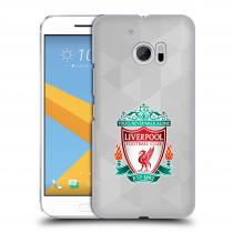 Head Case Designs HTC One 10 - - ZNAK LIVERPOOL FC OFFICIAL GEOMETRIC WHITE