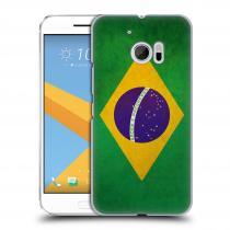 Head Case Designs HTC One 10 - - VLAJKA BRAZÍLIE