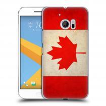 Head Case Designs HTC One 10 - - VLAJKA KANADA