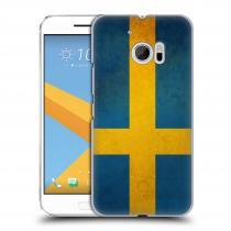 Head Case Designs HTC One 10 - - VLAJKA ŠVÉDSKO