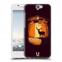 Head Case Designs HTC One A9 - - Jelen v tajemném lese