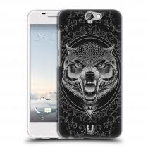 Head Case Designs HTC One A9 - - Krutý vlk