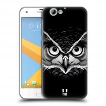 Head Case Designs HTC One A9s - ILUSTROVANÁ SOVA